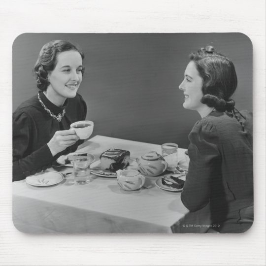 Coffee Date Mouse Pad