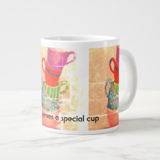 coffee deserves a special cup
