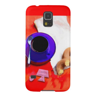 Coffee, Donuts and Low Cal Sweetener Galaxy S5 Case