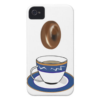 Coffee & Donuts: Funny Blackberry Case
