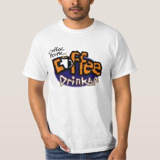 Coffee Drinker T-Shirt
