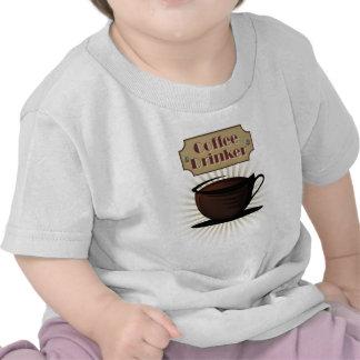 Coffee Drinker Tshirt