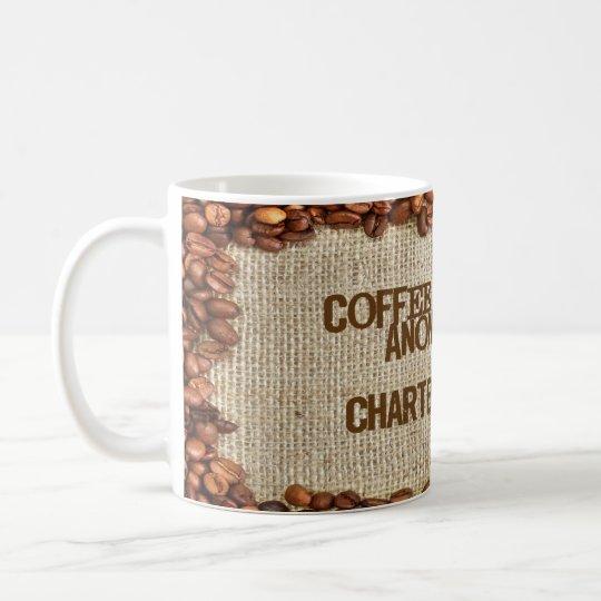 Coffee Drinkers Anonymous Coffee Mug