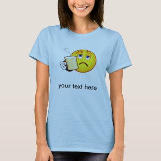 coffee drinkers t-shirt