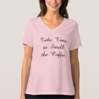coffee drinkers tee