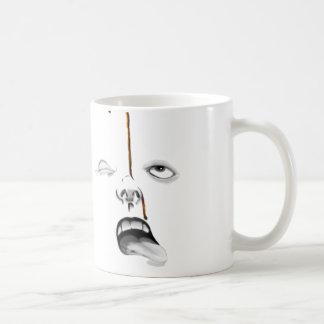 coffee drips coffee mug