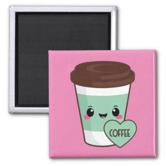 Coffee Emoji Lover Magnet