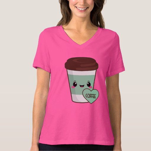 Coffee Emoji Lover T-Shirt