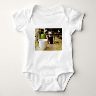 coffee etc baby bodysuit