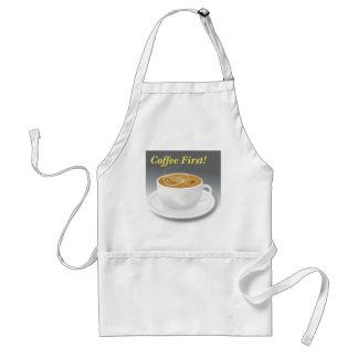 Coffee First Standard Apron