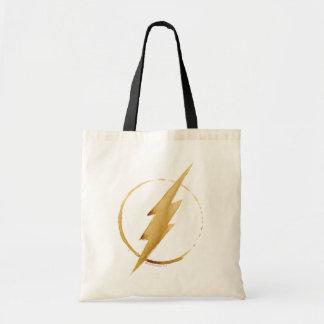 Coffee Flash Symbol Canvas Bags