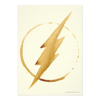 Coffee Flash Symbol Announcements