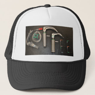 COFFEE FOR ANAESTHETISTS TRUCKER HAT