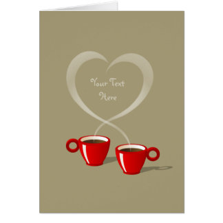 Coffee For Two card