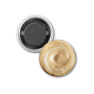 Coffee Froth Magnet Fridge Magnet