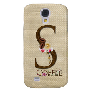 Coffee Galaxy S4 Cover