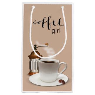 Coffee Girl Gift Bag