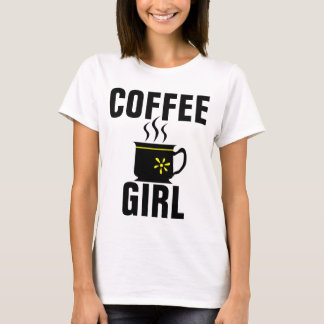 COFFEE GIRL t-shirts