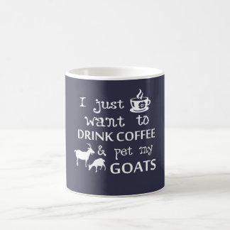 Coffee & Goats Coffee Mug