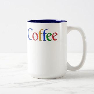"coffee ""google"" mug"
