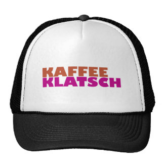 Coffee gossip trucker hats