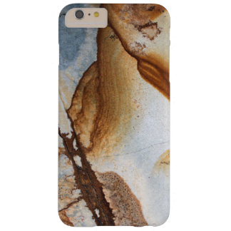 Coffee Granite Abstract Barely There iPhone 6 Plus Case