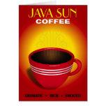 Coffee Greeting Cards