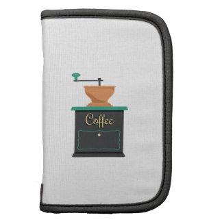 Coffee Grind Organizer
