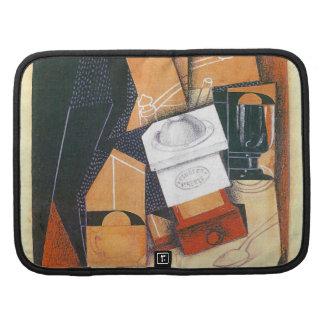 Coffee Grinder by Juan Gris, Vintage Still Life Folio Planners