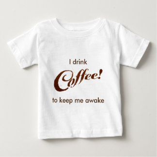 Coffee Grounds Coffee - Infant Shirt