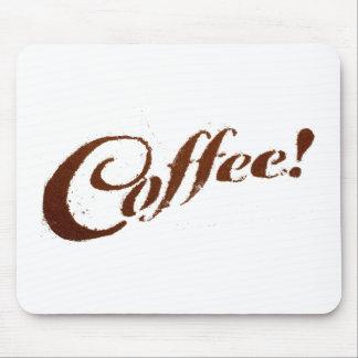 Coffee Grounds Coffee - Mousepad