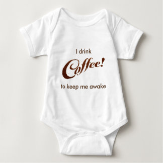 Coffee Grounds Coffee - Outfit Baby Bodysuit