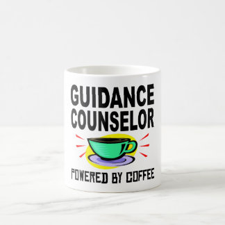 Coffee Guidance Counselor Powered By Coffee Coffee Mug