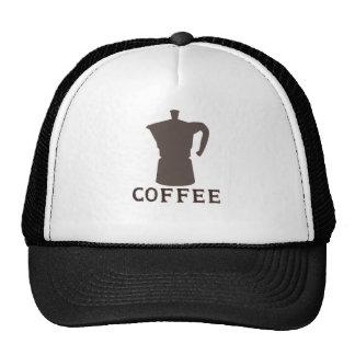 coffee ?? trucker hat