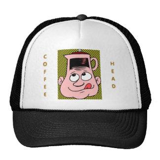 COFFEE HEAD HAT