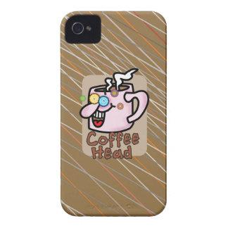 Coffee head iPhone 4/4S ID Case