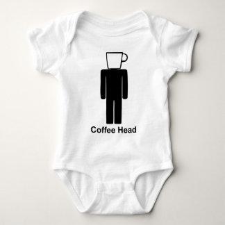 Coffee head.png baby bodysuit