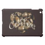 Coffee Heart iPad Mini Case