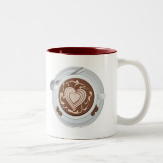 Coffee Heart Mug
