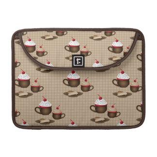 Coffee, Hot Cocoa, Dessert MacBook Pro Sleeves