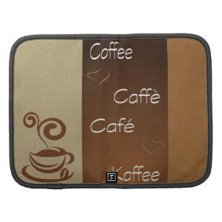 coffee hour folio planner