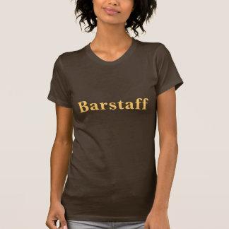 Coffee House Barstaff T Shirt. T-Shirt