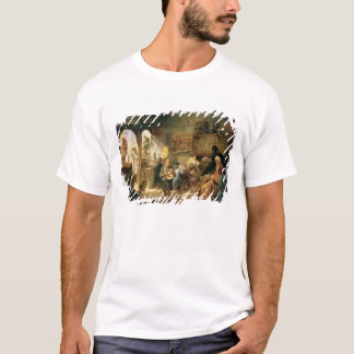 Coffee House in Cairo, 1870s T-Shirt