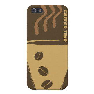 Coffee i case for iPhone SE/5/5s