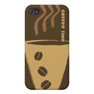 Coffee i cover for iPhone 4