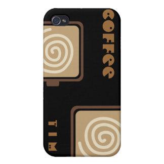 Coffee i iPhone 4 cases