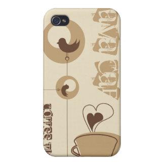 Coffee i iPhone 4 covers