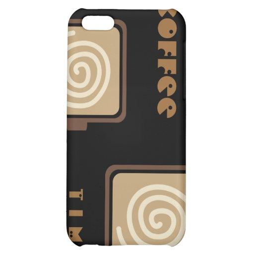 Coffee i iPhone 5C cases
