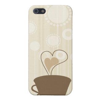 Coffee i iPhone SE/5/5s case