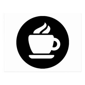 Coffee Ideology Postcard